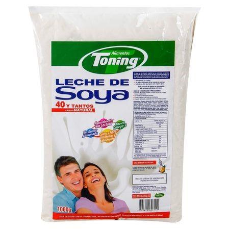 Leche Soya 40 Toning 1000g