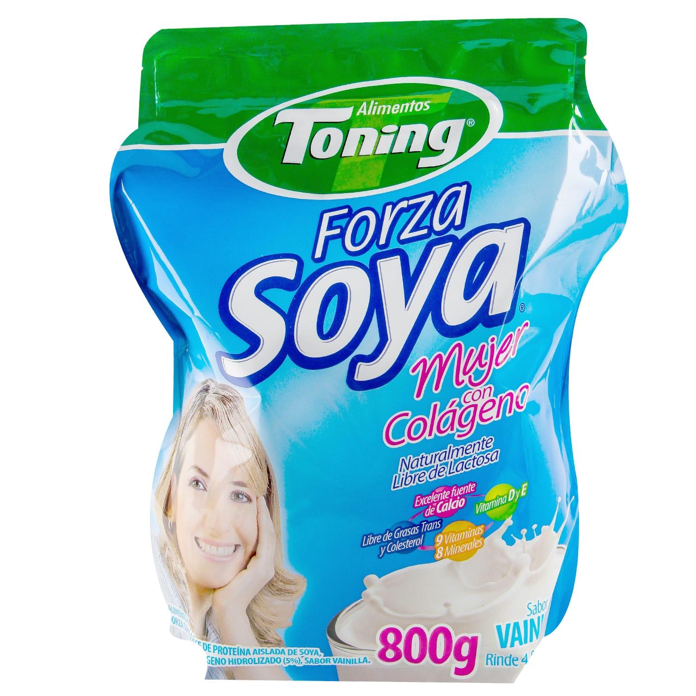 Forza Soya Toning Mujer 800g