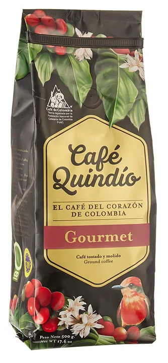 Cafe Quindio Molido Gourmet 500g
