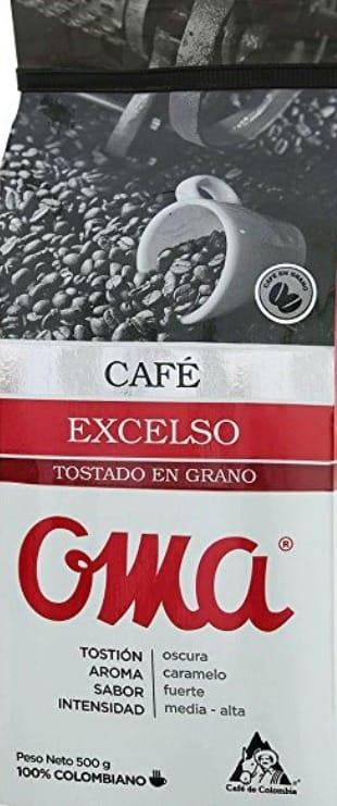 Cafe oma Grano Selecta 500g