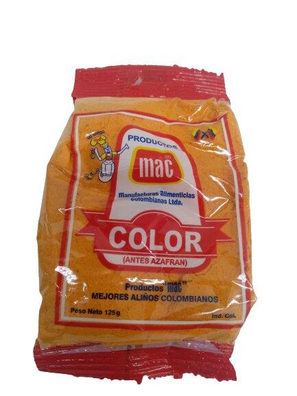 Color mac Azafran 125g