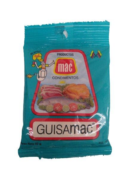 Guisamac Bolsa x 60 gr