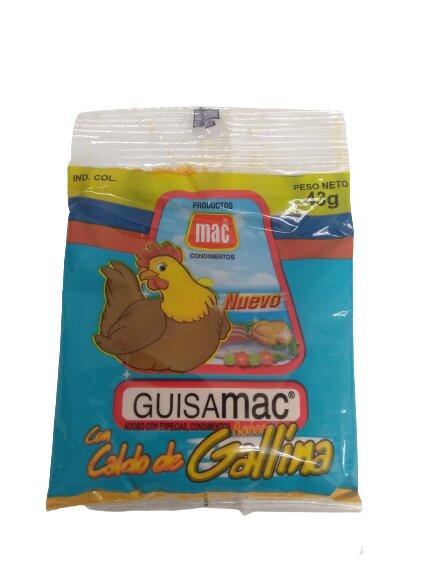 Guisamac Bolsa Caldo Gallina x 43g