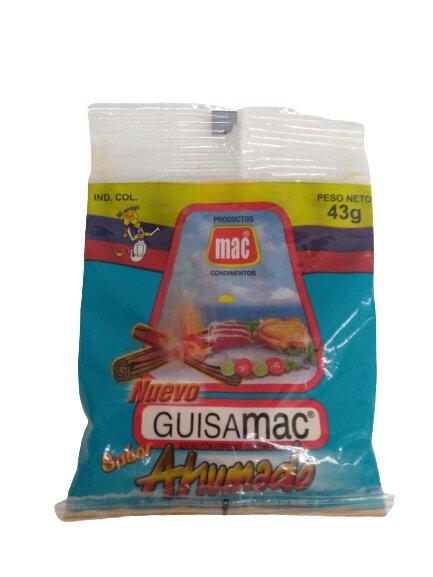 Guisamac Bolsa Ahumado x 43g