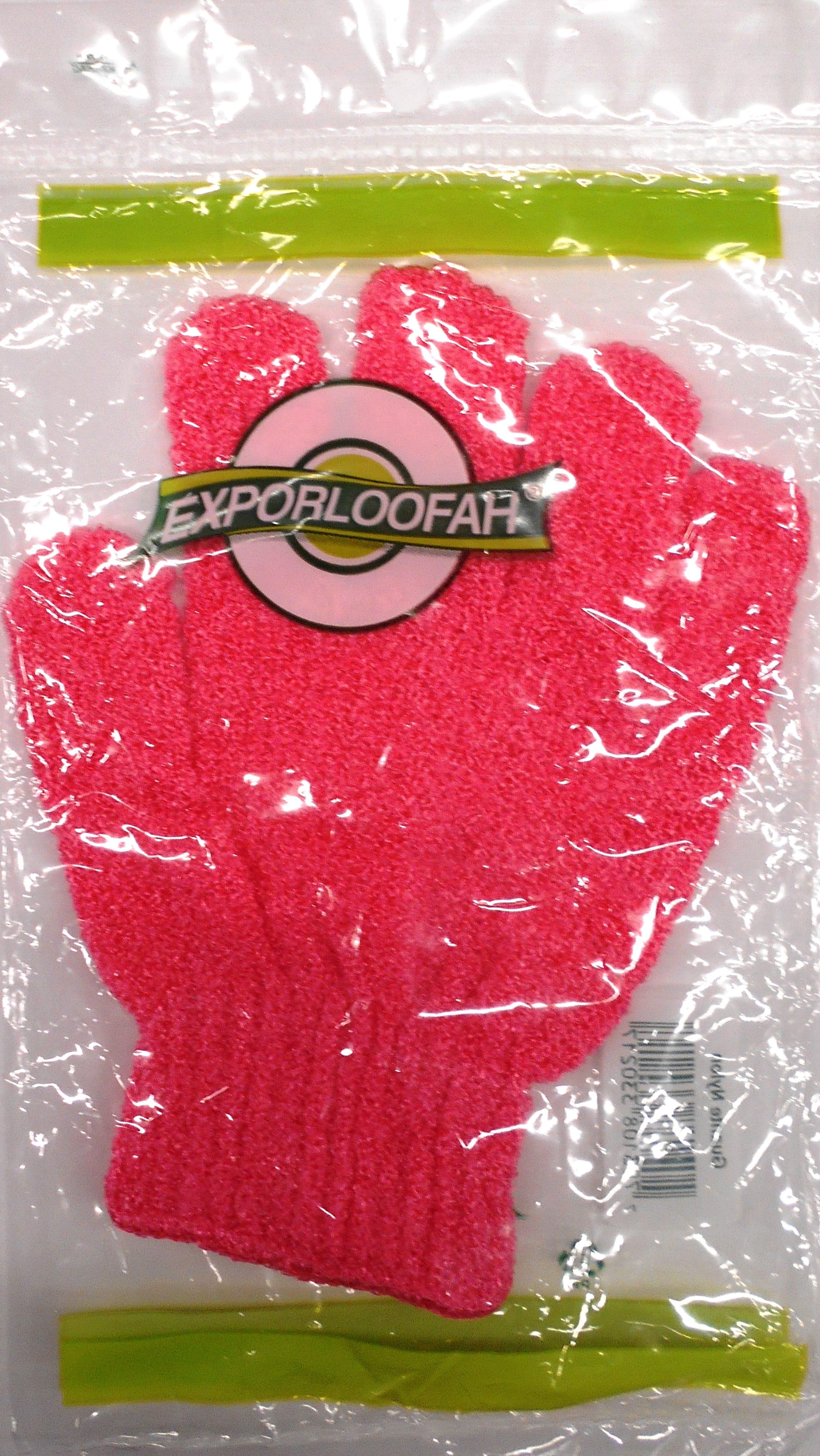 Guante Exporloofah Nylon Cuerpo