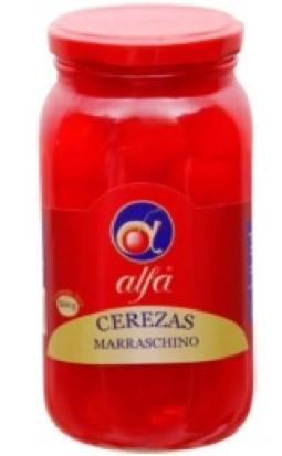 Cerezas Maraschino Alfa doy pak 500g