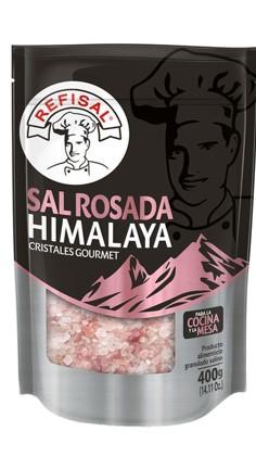 sal Refisal Rosada Himalaya 400g