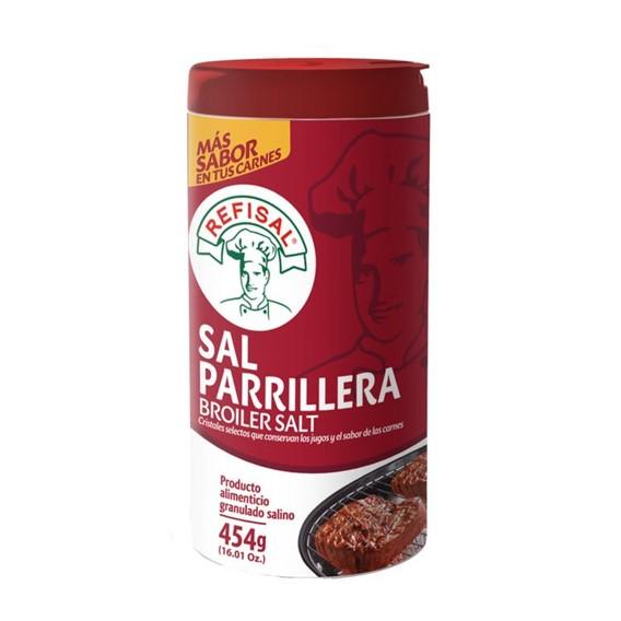 sal Refisal Parrillera Barril 454g