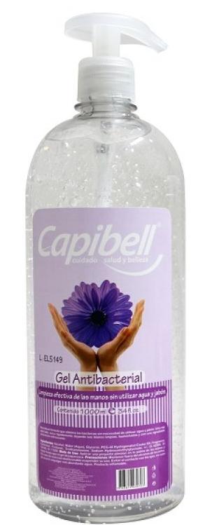 gel Antibacterial Capibell 1l