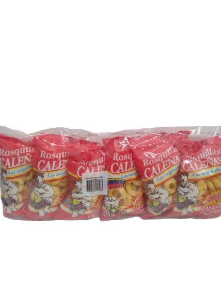 Rosquillas Caleñas 30g x6