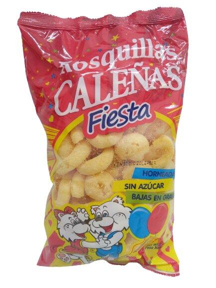 Rosquillas Caleñas Fiesta 70g