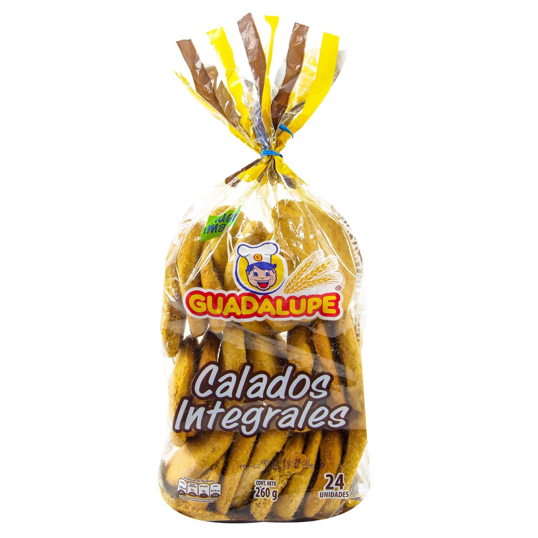 Calados Integrales Guadalupe 24u 260g