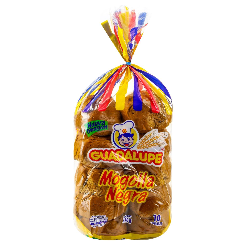 Mogolla Guadalupe Negra10u 370g