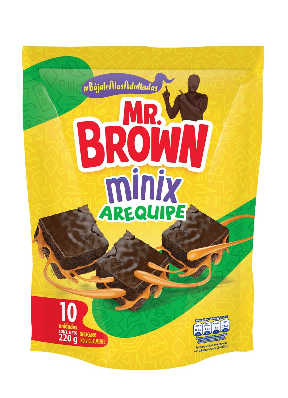mr Brown Minix Arequipe X10u 220g