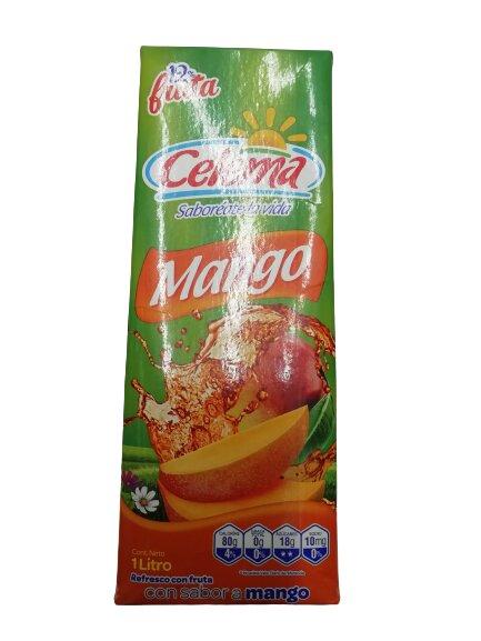Refresco Celema Mango 1 Litro