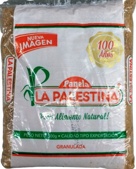 Panela Granulada Palestina 500g