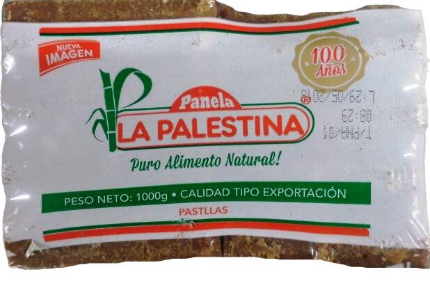 Panela Pastillas Palestina 1000g