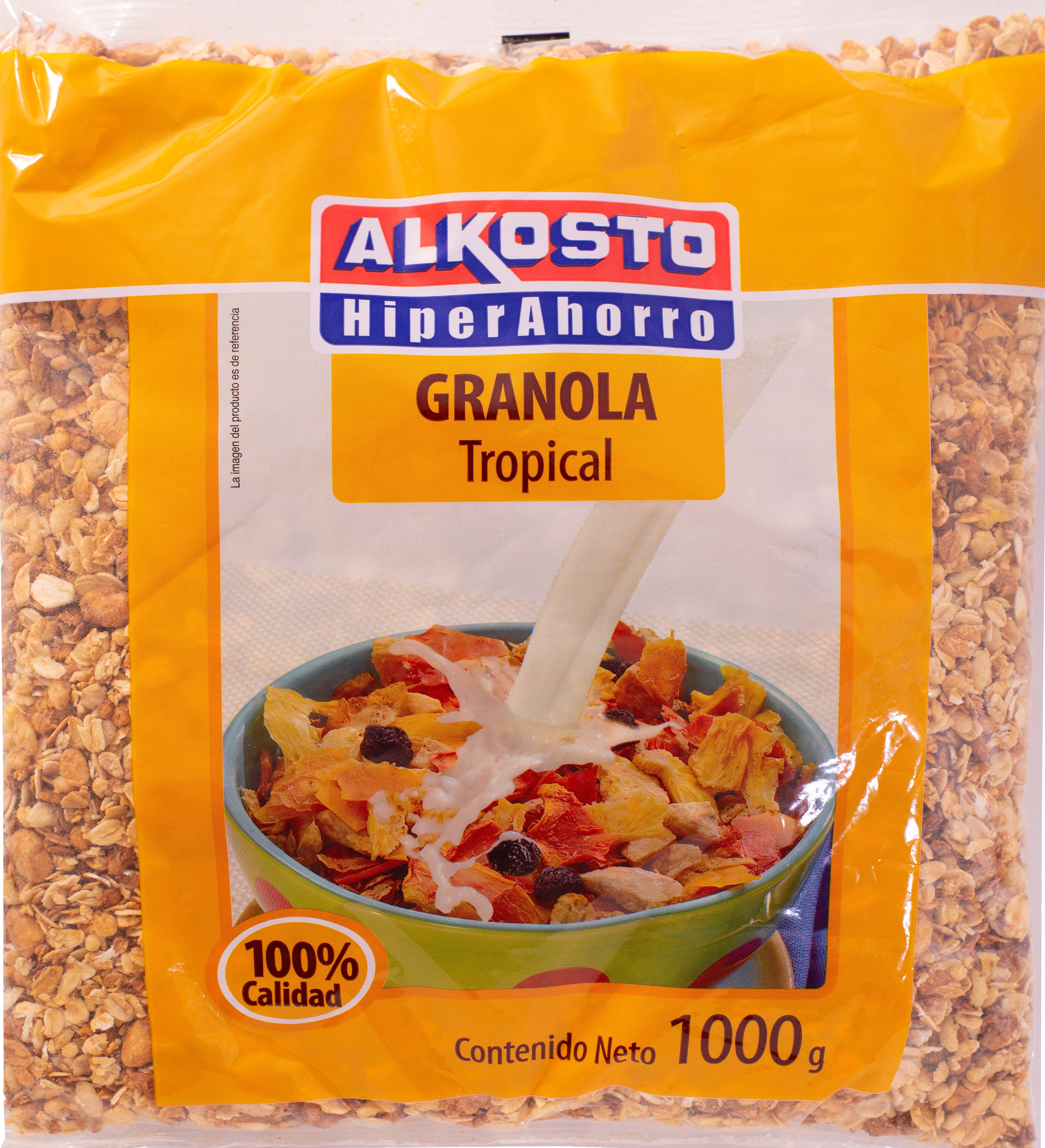 Granola Alkosto Tropical 1k
