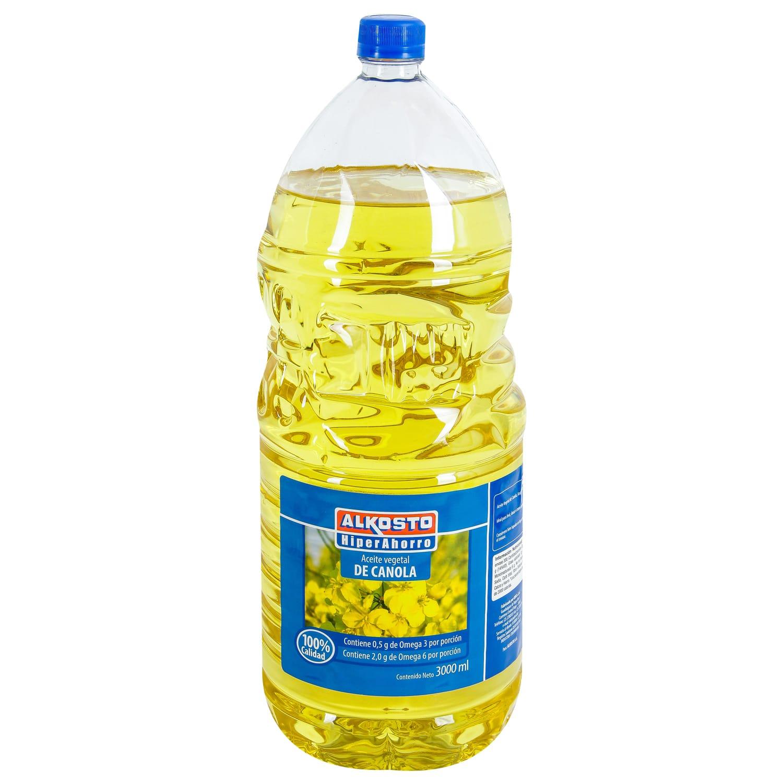 Aceite de Canola Alkosto 3l