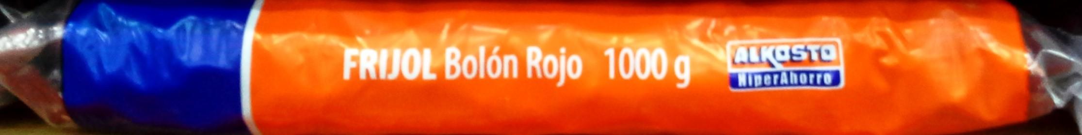 Frijol Bolon Rojo Alkosto 1k