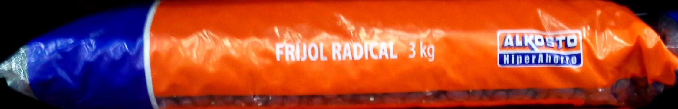 Frijol Alkosto Radical 3k