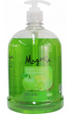 Jabón 1l Frutos Verdes Magenta