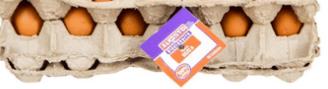 Huevos Alkosto Amarrado Rojo a x30