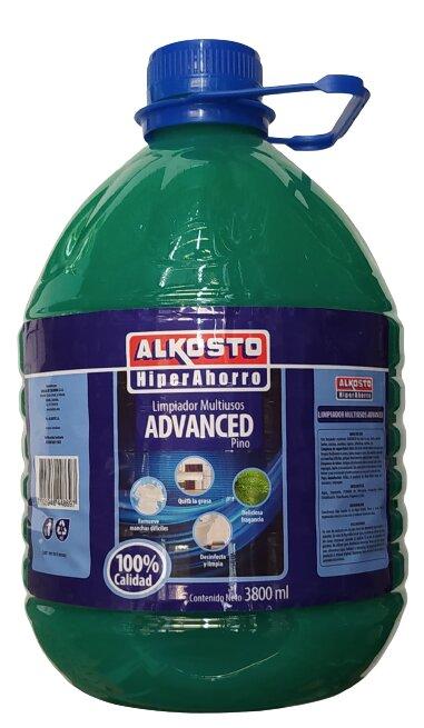 Limpiador Alkosto Multiusos Advanced 3 8l
