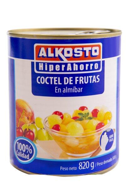 Coctel de Frutas Alkosto 820g