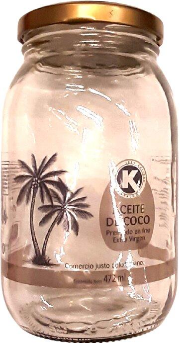 Aceite k de Coco 472ml