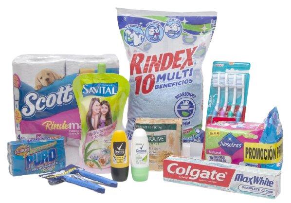 Mercado Aseo Personal Detergente