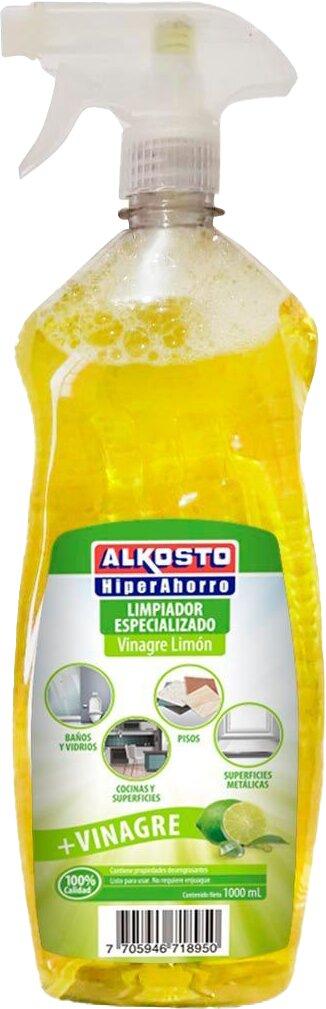 Limpiador Vinagre Limón Alkosto 1l
