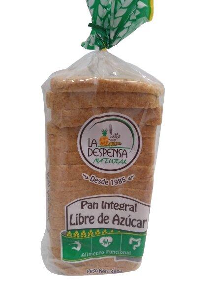 pan la Despensa Light 450g