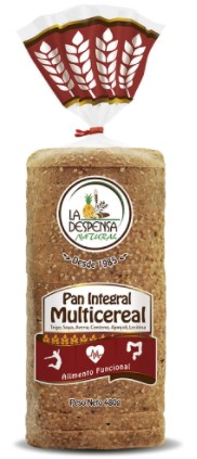 pan la Despensa Multicereal 480g
