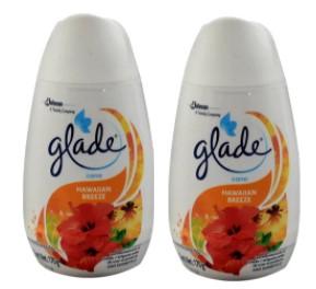 Ambientador gel Glade Hawaian Cono 170gx2