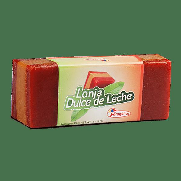 Lonja Paraguitas Dulce de Leche 400g