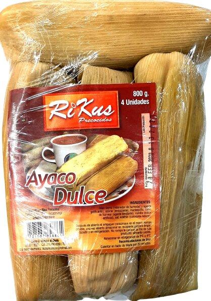 Ayaco Rikus Dulce x4 800g