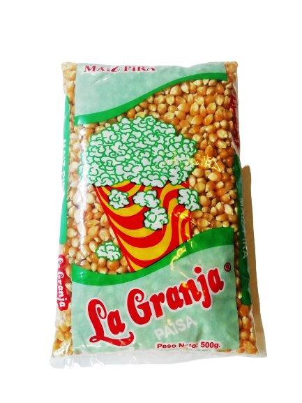 Maiz Pira la Granja 250g