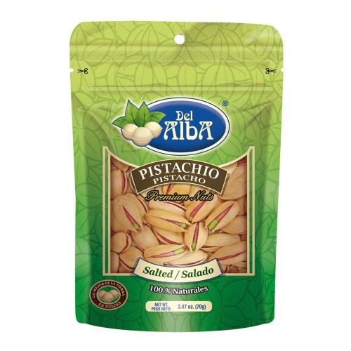 Pistachos Delalba Salado 70g pp