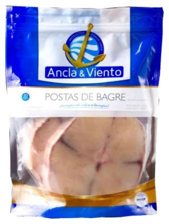 Posta Bagre Dorado Ancla & Viento 480g