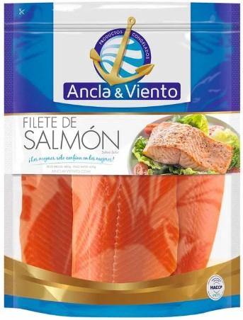 Filete de Salmón Premium Ancla & Viento 450g