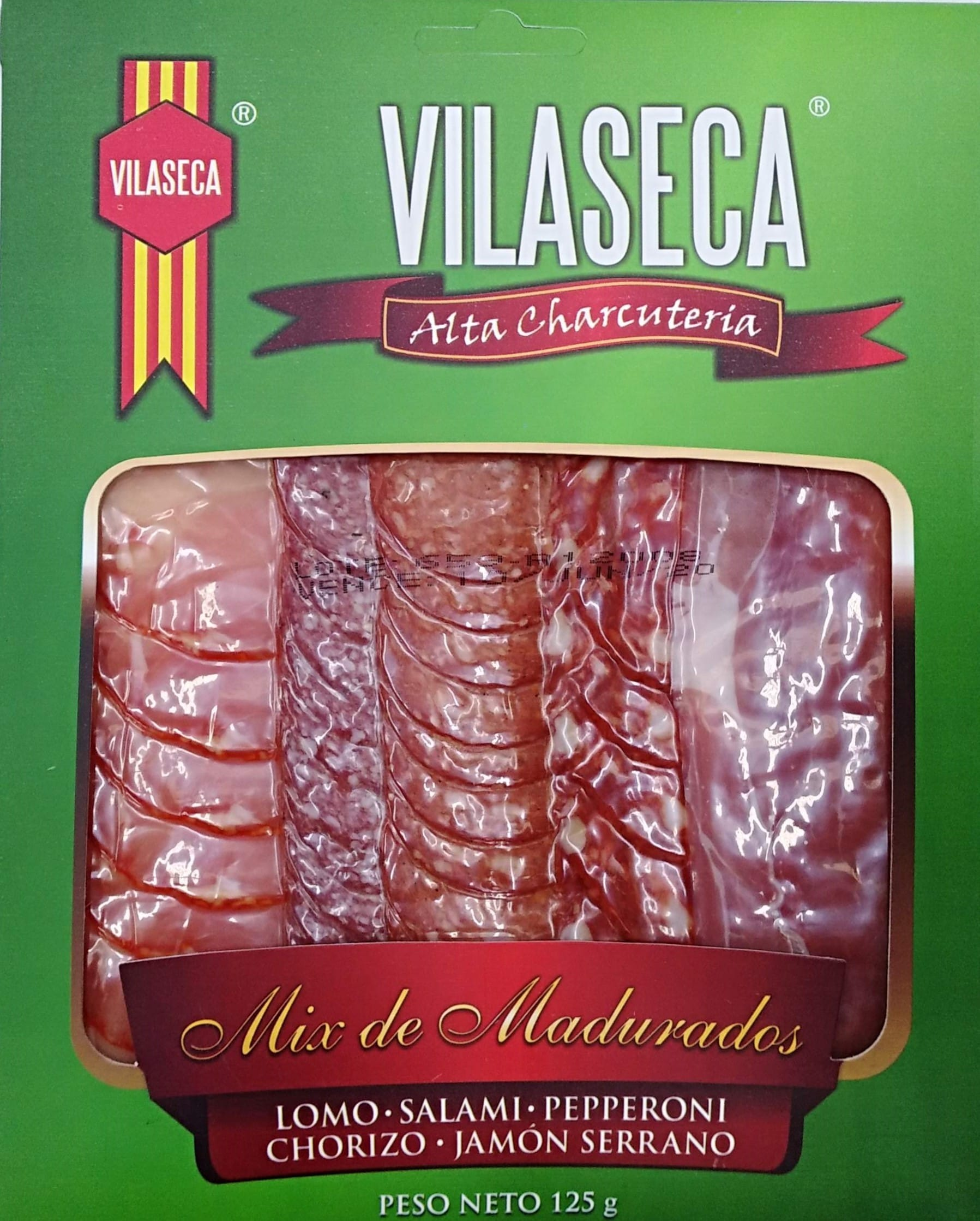 mix Madurados Vilaseca 125g