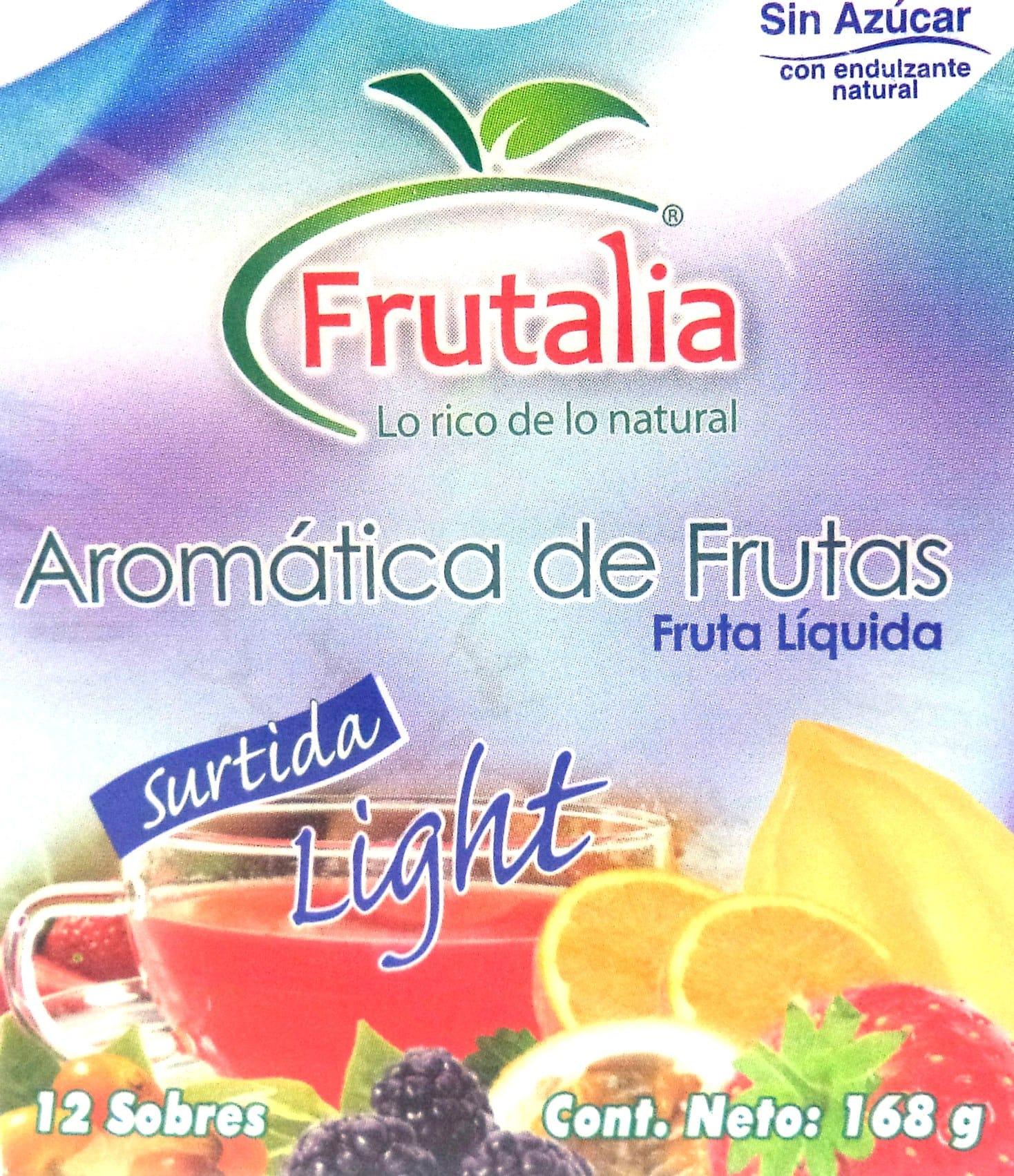 Aromatica Frutalia Light X20u 280g