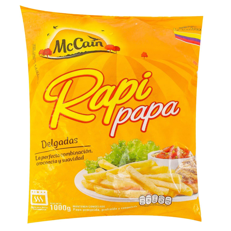 Rapipapa Delgada mc Cain 1 kg