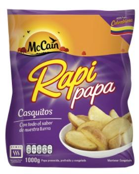 Casquitos de Papa Mccain 1000g