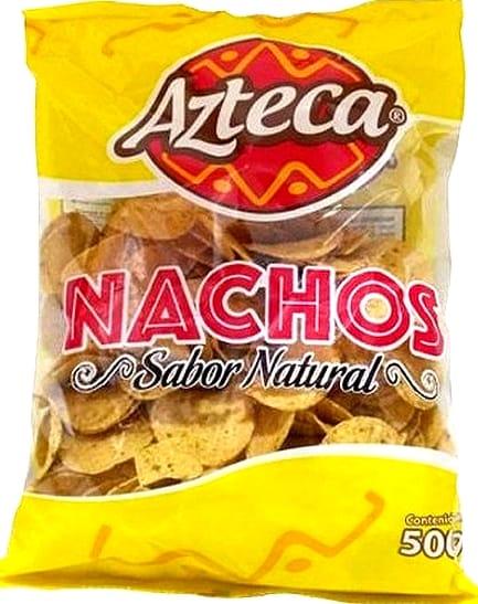 Nachotes Azteca 500g