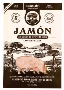 Jamón con Especias Catalán 250g