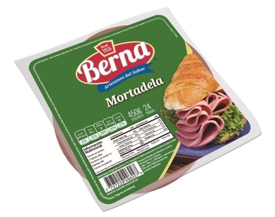 Mortadela Berna 450g