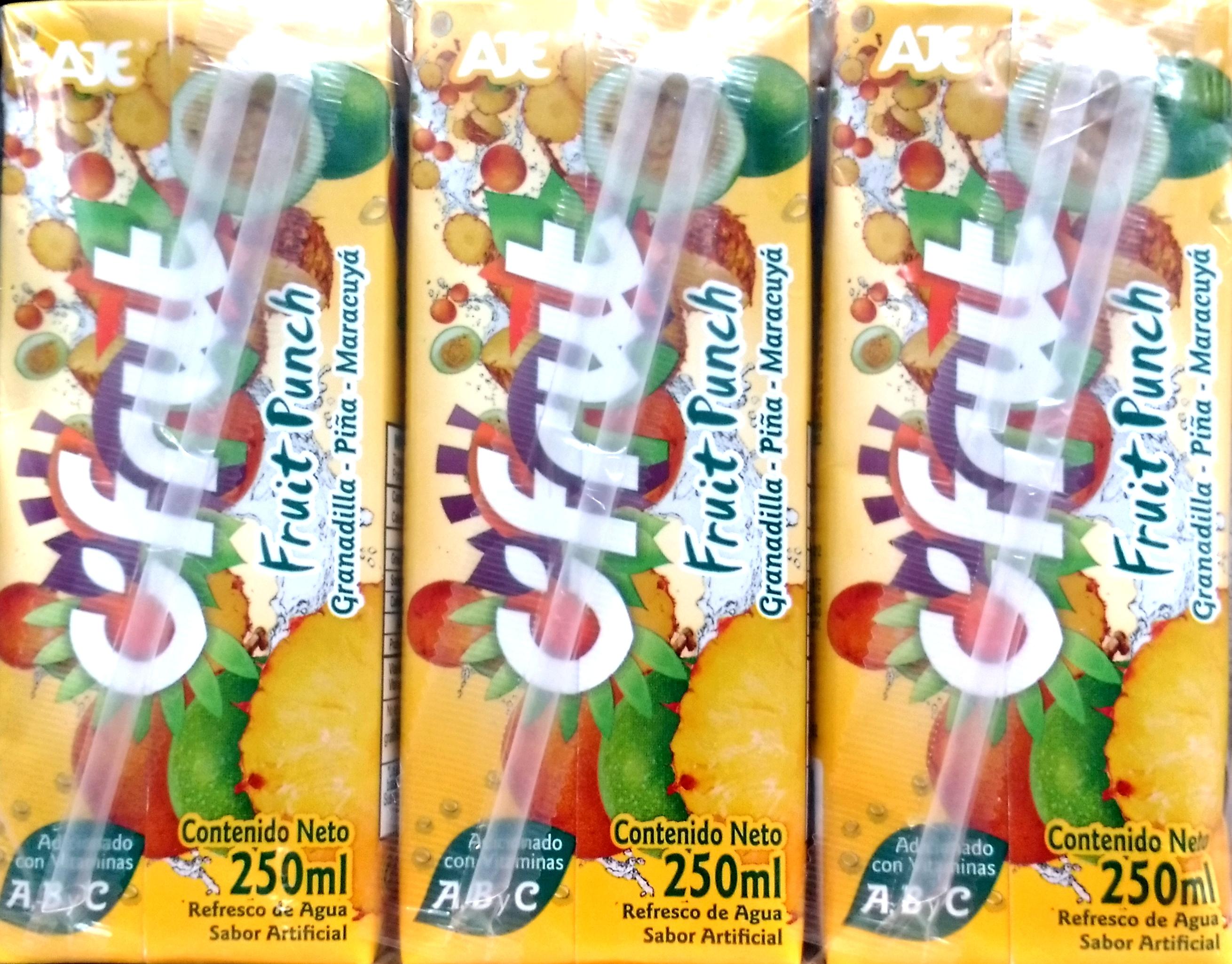 Refresco Cifrut Fruit Tetra Pack 250ml x6