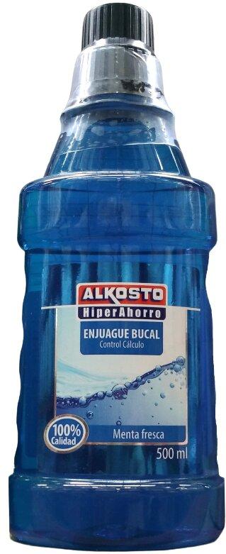 Enjuague Bucal Control Calculo Alkosto X500ml